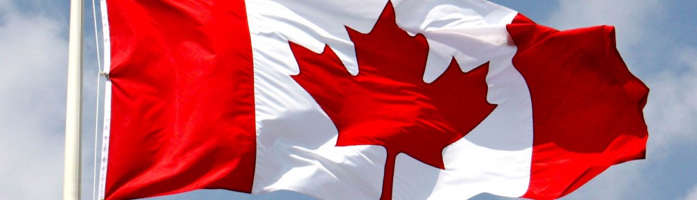 Canadian flag 1000x288