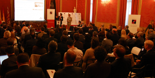 Keiretsu Forum Barcelona Meeting